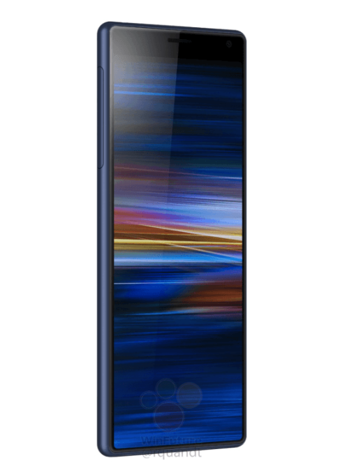 Foto de Fotografías filtradas del Sony Xperia XA3 (10/24)