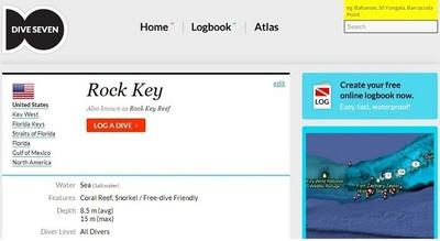 DiveSeven, una web para los amantes del buceo