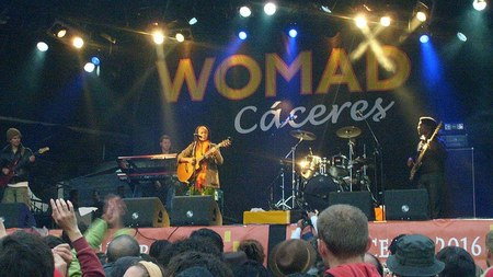 Womad: el festival cacereño garantiza los conciertos gratis
