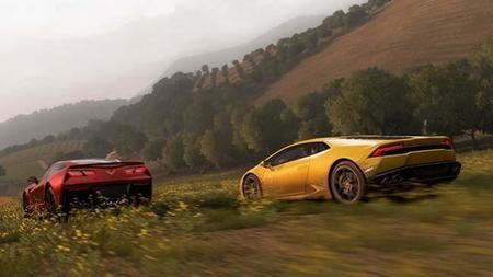 Comercial en live action de Forza Horizon 2