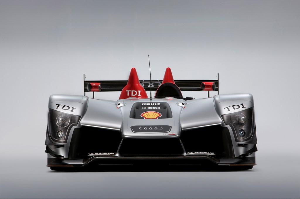 Audi R15 Estudio