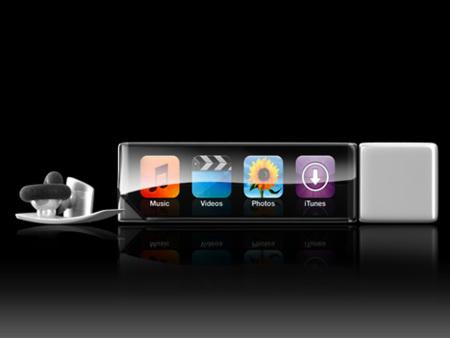 iStick: El hermano mayor del iPod Shuffle