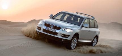 Nuevo motor 3.0 TDI de 240 CV para el Volkswagen Touareg