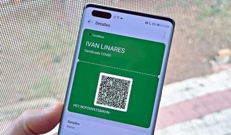 Cómo instalar el Certificado Covid en móviles Huawei que no tienen apps de Google