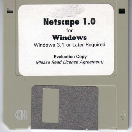 Le llegó el final a Netscape