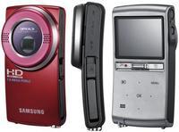 Videocámaras de Samsung con alma de cámara fotográfica