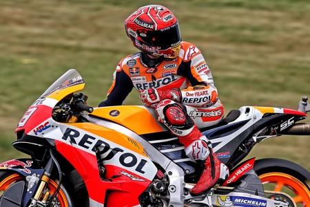 Marc Marquez Motogp Australia 2017
