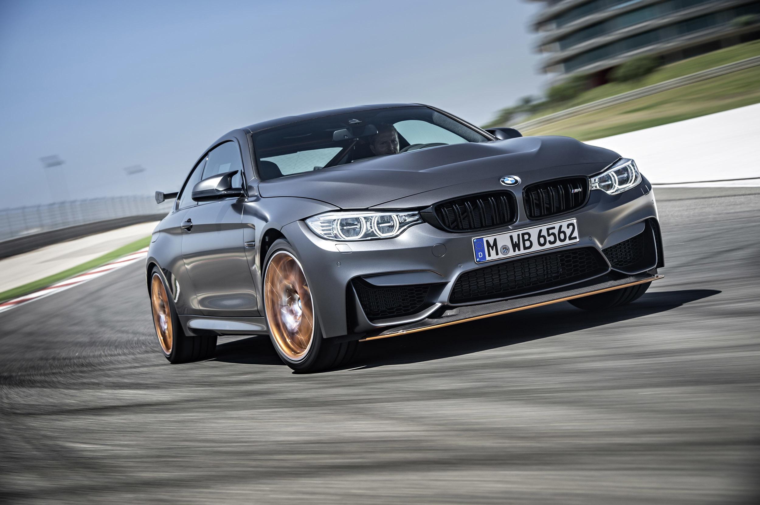 Foto de BMW M4 GTS (47/54)