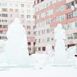 La fotógrafa Yanina Shevchenko retrata la helada capital del gas en Rusia