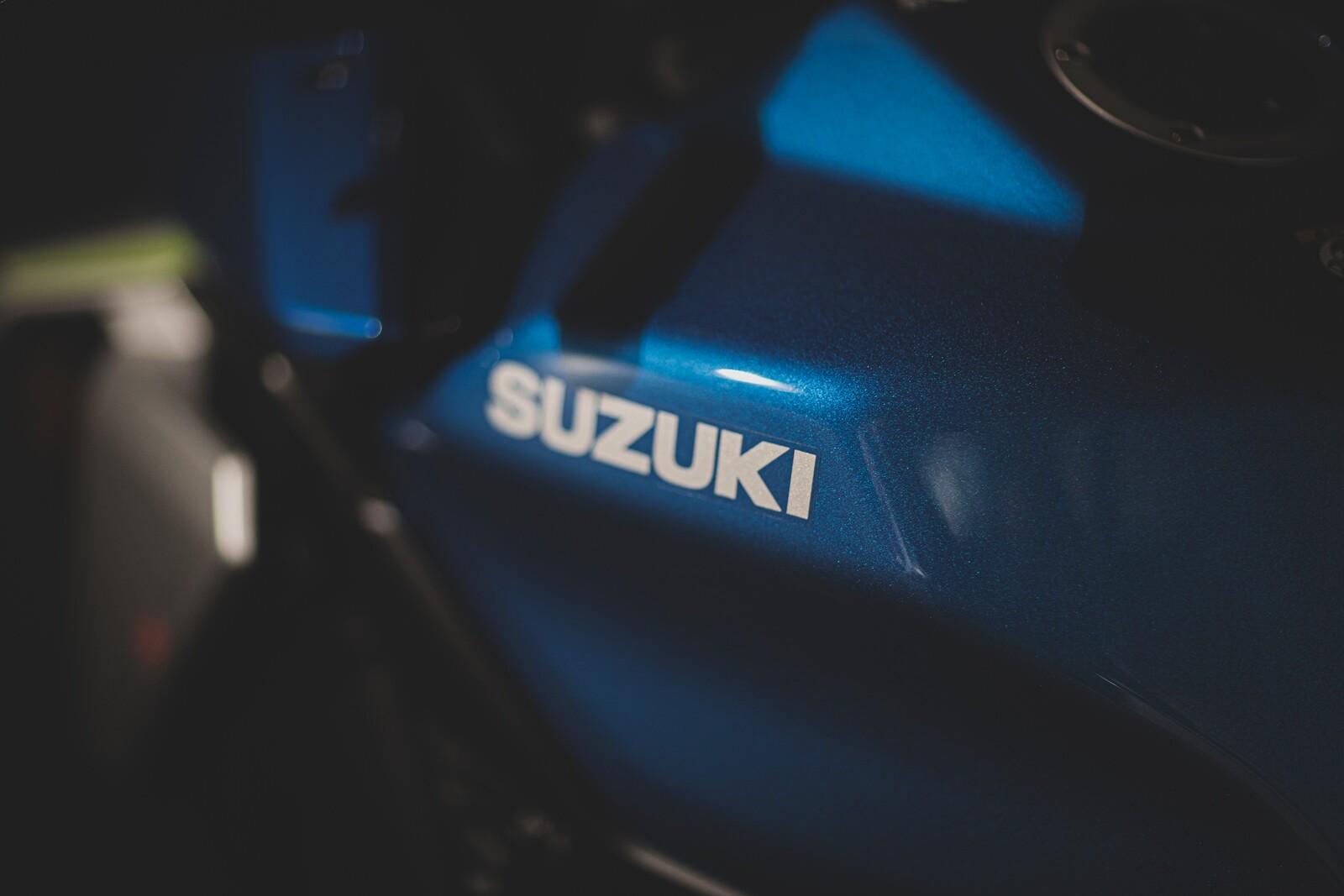Foto de Suzuki GSX-S1000 2021 (31/67)