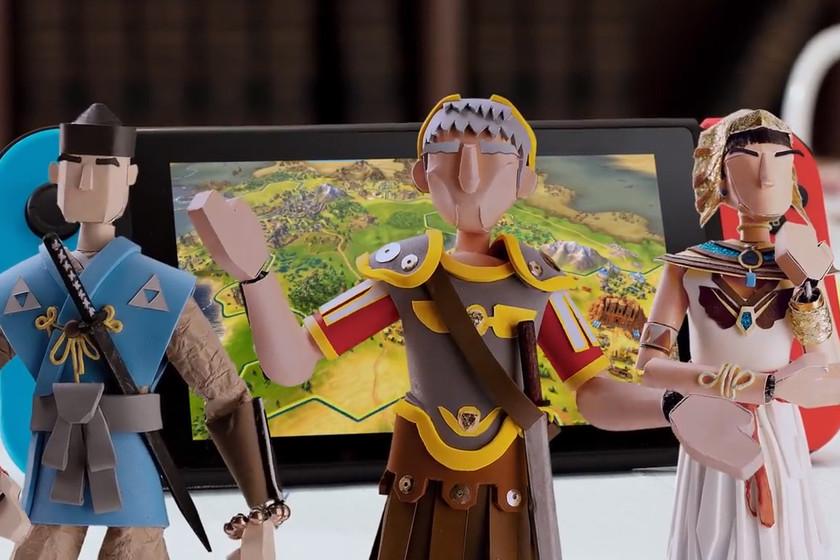 Civilization VI: este vídeo oficial te explica cómo empezar a jugar en Switch en solo dos minutos