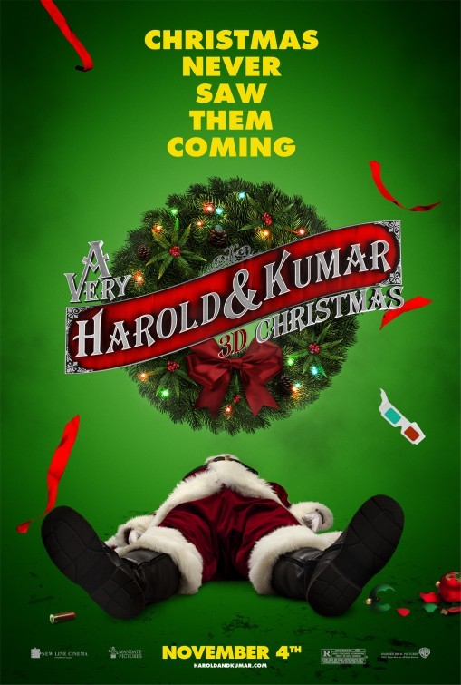 Foto de 'A Very Harold & Kumar 3D Christmas', trailer y carteles (2/5)