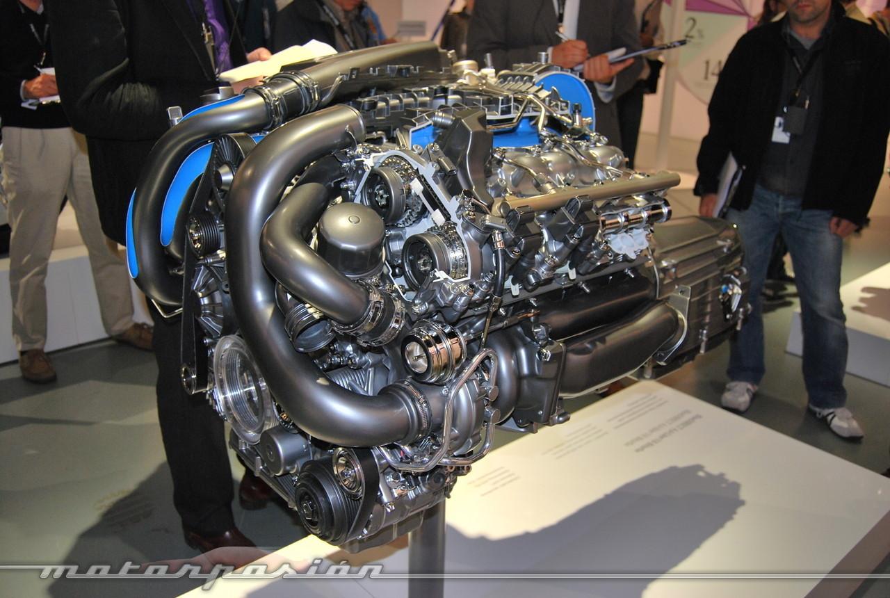 Foto de Mercedes-Benz Clase M 2012 (presentación estática) (23/38)