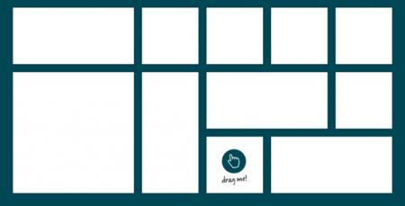 gridster.js, un plugin jQuery para hacer drag&drop tus layouts