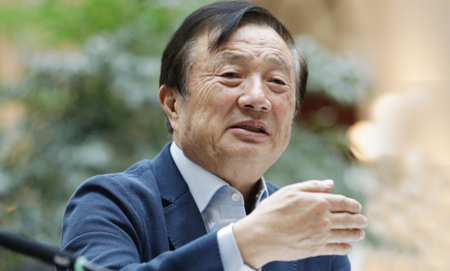 """Ren Zhengfei, actual CEO y fundador de Huawei: """"el Gobierno de Estados Unidos ha subestimado a Huawei"""""""