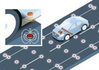 Para Volvo, el futuro del coche autónomo viaja sobre imanes