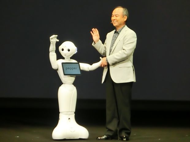 Foto de SoftBank Pepper (1/6)