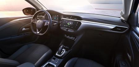 Opel Corsa-E interior