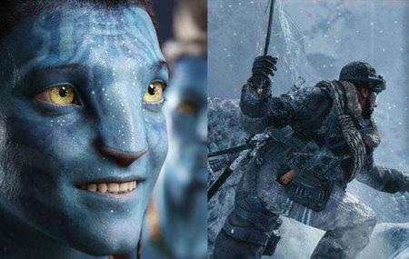 'Avatar' vs. 'Modern Warfare 2'. ¿Qué ha ganado más, película o videojuego?
