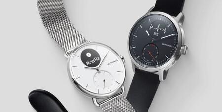 El smartwatch híbrido Withings ScanWatch promete 30 días de batería, ECG y oxímetro por 249,95 euros en Amazon, su mínimo