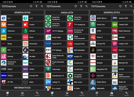 Ver Tele App Android Tdt Channels