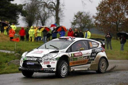 Rally de Gales 2011: Mads Ostberg y Kris Meeke los más rápidos del shakedown