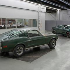Foto 8 de 13 de la galería ford-mustang-bullitt-1968 en Motorpasión
