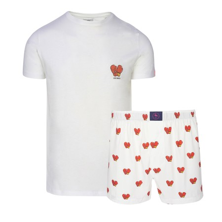 Love Hurts Short Pijama