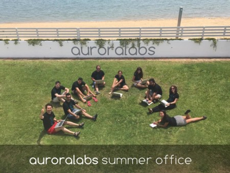 Auroralabs Summer Office 1