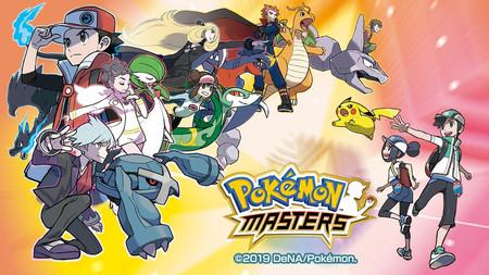 Pokémon Masters se corona con 10 millones de descargas en solo cuatro días