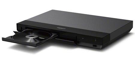 Sony amplía su gama media-baja de reproductores Blu-ray UHD con el modelo UBP-X500