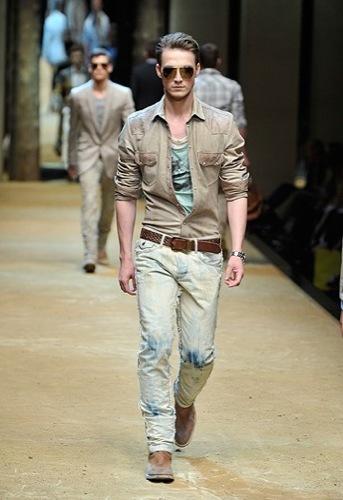 D&G, Primavera-Verano 2010 en la Semana de la Moda de Milán V