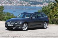 BMW 320d Touring, prueba (parte 1)
