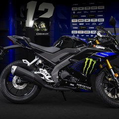 Foto 7 de 10 de la galería yamaha-yzf-r125-monster-energy-yamaha-motogp-2019 en Motorpasion Moto