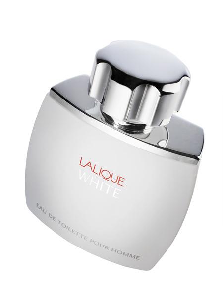 Lalique White, una fragancia masculina con salida cítrica y fondo seductor. Probamos la Eau de Toilette