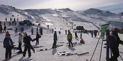 Equipamiento básico del esquiador