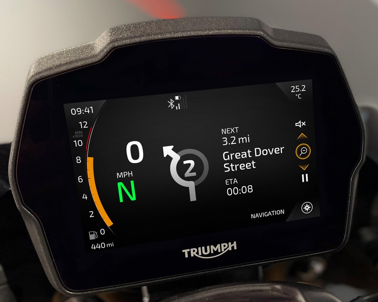 Foto de Triumph Speed Triple 1200 RS 2021 (8/71)