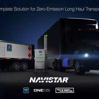 """General Motors quiere lanzar un camión de hidrógeno con 800 km de autonomía y """"un coste comparable a un camión diésel"""""""