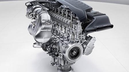 Mercedes 6 Cilindros M256