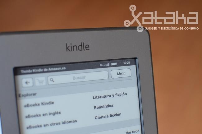 Foto de Kindle Touch análisis (1/21)