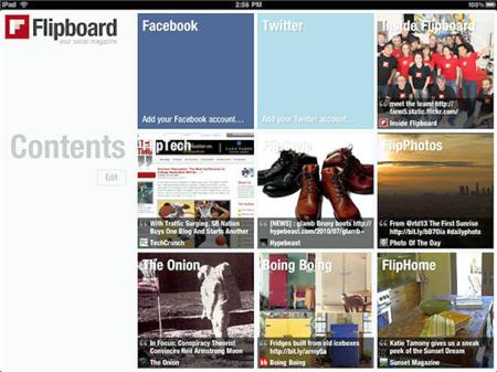 Facebook podría lanzar un lector de noticias parecido a Flipboard en este mes