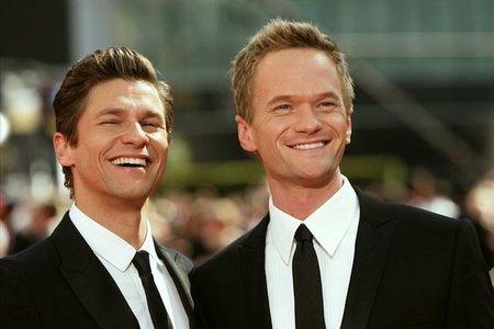 ¡Neil Patrick Harris y David Burtka van a ser papás!