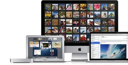 Apple 2013 puesta al día Macs