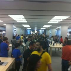 Foto 54 de 93 de la galería inauguracion-apple-store-la-maquinista en Applesfera