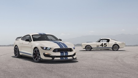 Ford Mustang Shelby Gt350 Heritage Edition Package 2020 002