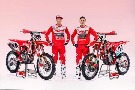 GasGas vuelve a los mundiales: KTM lleva a la marca española a MXGP después de pasar por el Dakar