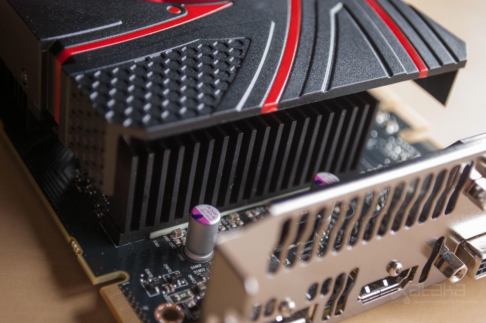 Foto de AMD R7 260X, análisis (9/10)