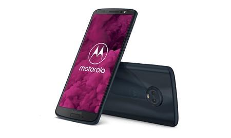 De nuevo a precio mínimo: el Moto G6 de 64 GB vuelve a estar rebajado en Amazon a 169 euros