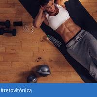 #RetoVitónica: siete ejercicios que puedes hacer en casa sin ningún material para mantenerte en forma