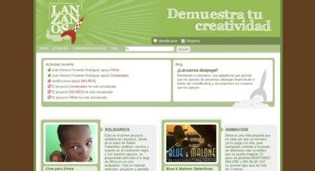 Lanzanos.com, un servicio español que nos ayuda a conseguir financiamiento para nuestros proyectos